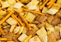 snack mix for mixer