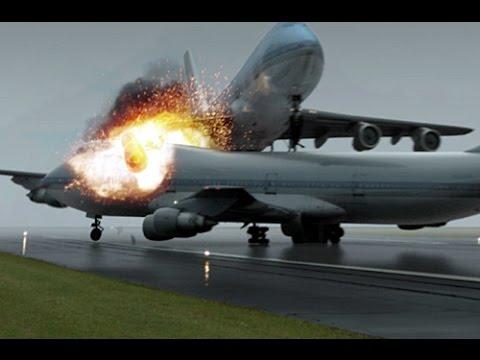tenerife airport disaster crash