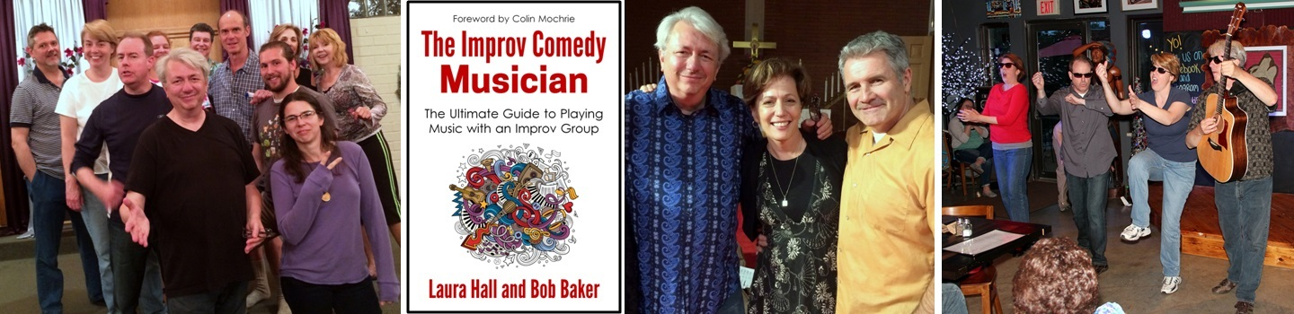 The Improv Comedy Musician: The Ultimate Guide to Playing Music ...