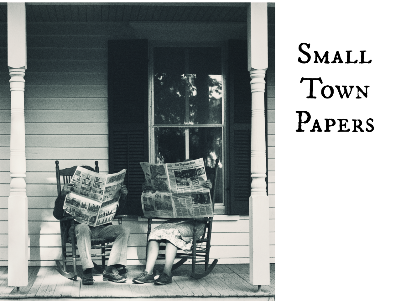 small town papers I love small town newspapers my dad sent me a subscription to our hometown newspaper, and i i smile because it's full of small town happenings, like family reunions, high school sports, local.